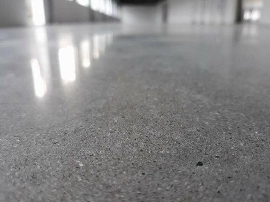 Mài đánh bóng sàn bê tông Đà Nẵng